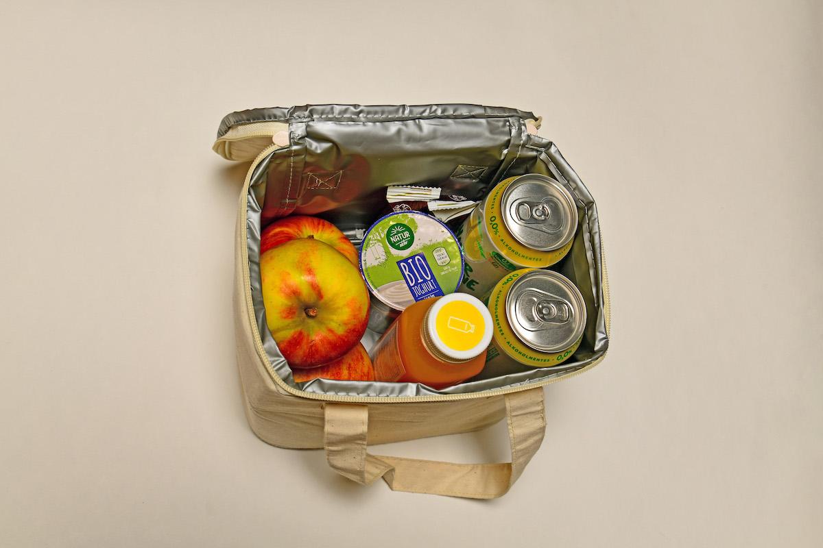 EcoSack vászon hűtőtáska